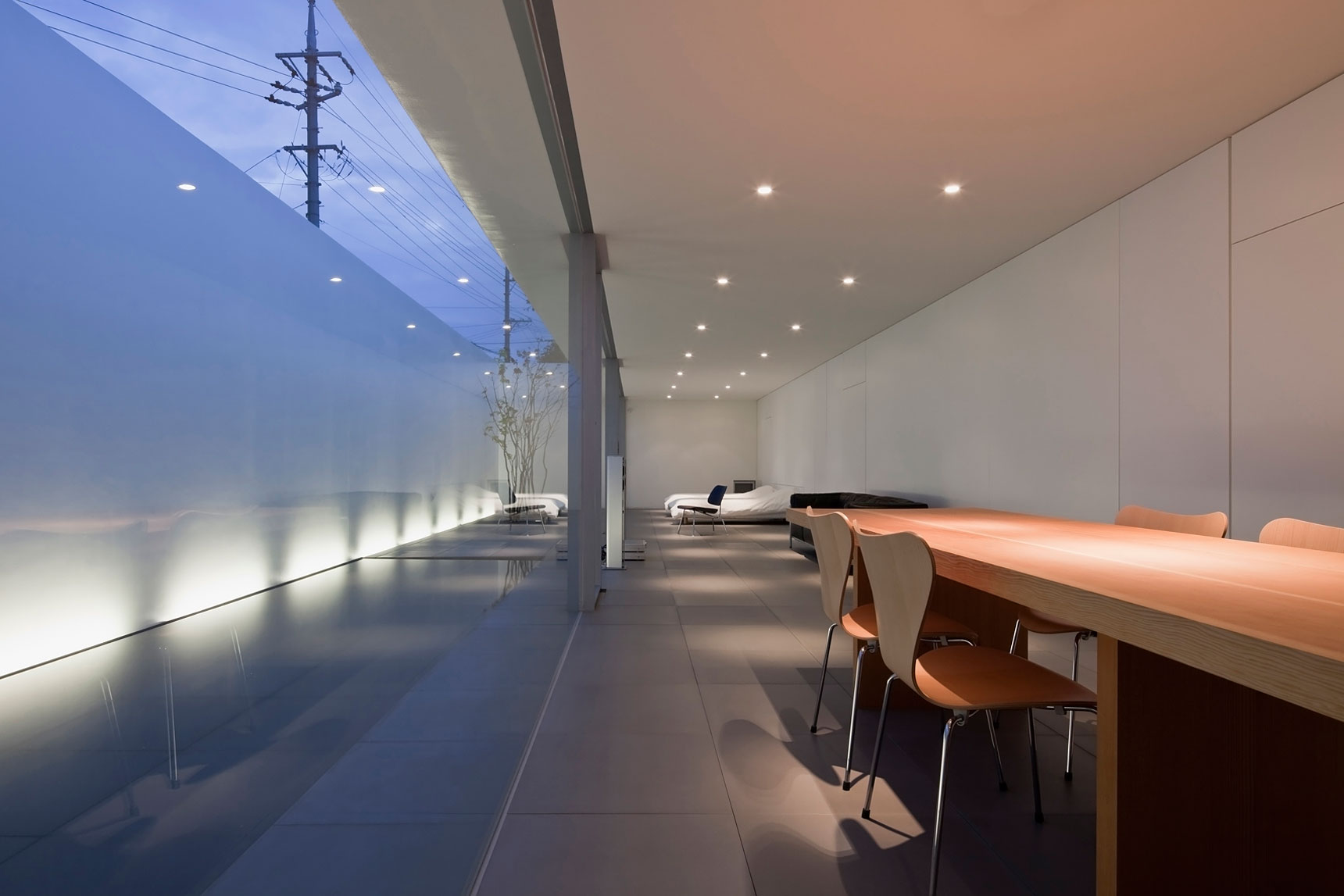 Minimalist House 小川晋一都市建築設計事務所