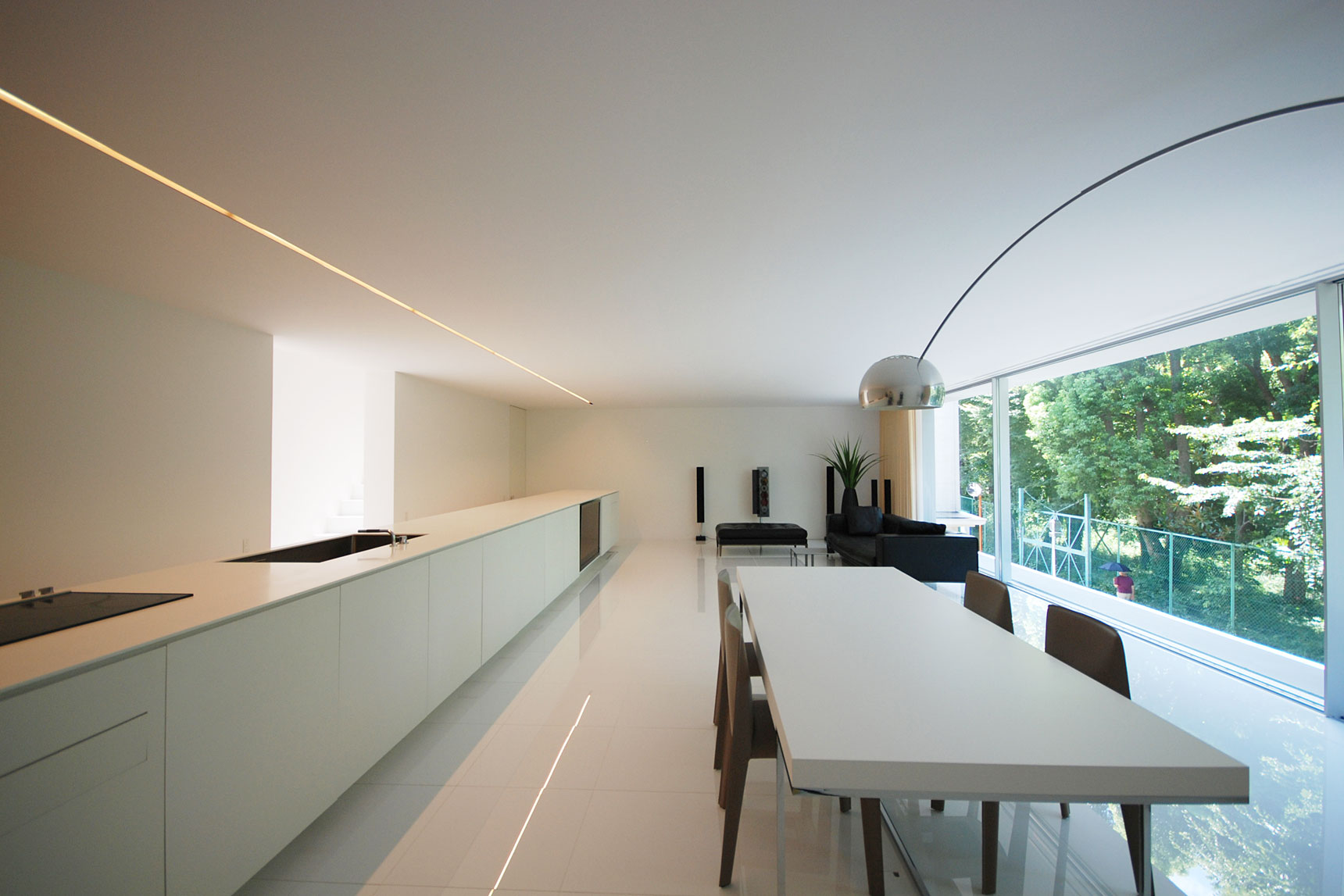 O residence for Minimalist living japan
